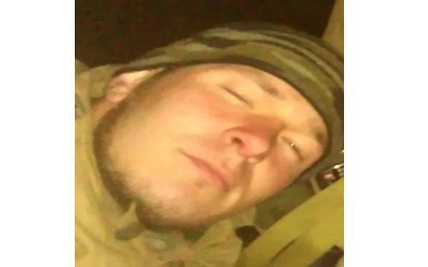 Немов Алексей Васильевич, разведчик-снайпер, позывной «Мордвин»