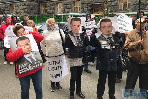"""Директор НАБУ звинуватив першого заступника голови СБУ в """"брудних провокаціях"""""""