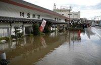 10 человек погибли в Японии в результате проливных дождей