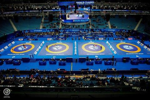 У России отобрали чемпионат мира-2022 по спортивной борьбе