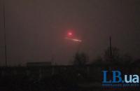 Появилось видео ночного боя в промзоне Авдеевки