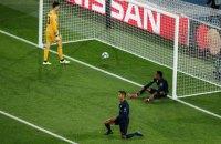"""""""Реал"""" уперше за 10 років у матчі Ліги чемпіонів не завдав жодного удару в площину воріт суперника"""