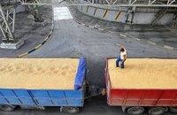 Подорожчання зерна призупинило його експорт з України