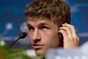 Мюллер: проиграем Лигу чемпионов - станем лузерами