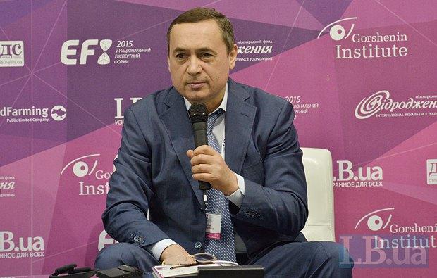 Николай Мартыненко, народный депутат, глава топливного комитета Верховной Рады