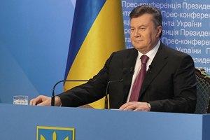 """Янукович поручил """"поставить на место тех, кто распоясался"""""""