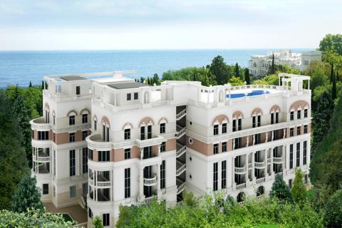 Оккупационные власти Крыма признали права Елены Зеленской на квартиру в Ливадии