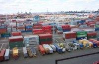 Імпорт товарів в Україну перевищив експорт на 10 млрд грн