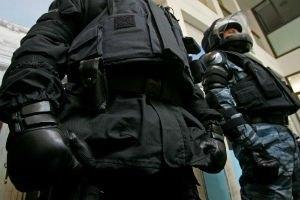 Милиция провела обыск в общественной приемной оппозиционера