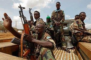 Боевики атаковали полицейский участок в центральной части Сомали