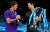 Федерер зіпсував тріумф Джоковичу - знявся з фіналу на Підсумковому