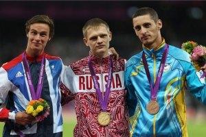 Паралімпіада-2012. Легкоатлети завоювали дві медалі