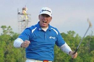 Родительская клюшка принесла Пойнтсу $1 млн на Shell Houston Open