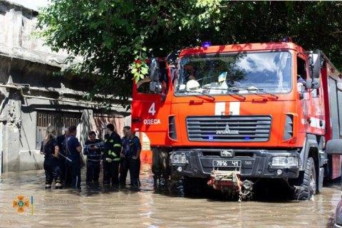 В Одесі за ніч випало 80% від місячної норми опадів