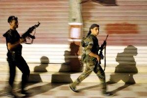 Курдские сепаратисты из Турции начали прибывать в Ирак