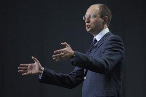 Яценюк хочет единого кандидата от оппозиции в мэры Николаева