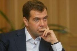 Грузия усмотрела в действиях Медведева советский цинизм