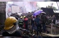 На Філіппінах розбився невеликий літак, загинули дев'ять осіб