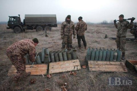 З опівночі на Донбасі зафіксовано 10 обстрілів