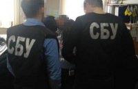 СБУ затримала чиновника БТІ в Миколаївській області на 100 тис. грн хабара