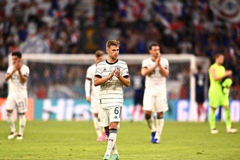 Германия установила собственный антирекорд на чемпионатах Европы