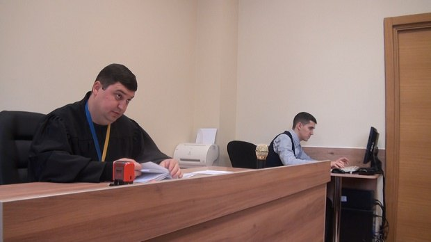 Суддя Іван Погрібниченко
