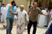 Через вибух у мечеті у столиці Кувейту загинули 25 людей, 202 поранено