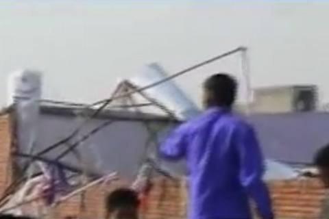 25 человек погибли при обрушении стены на свадьбе в Индии