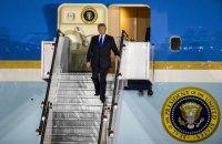 Трамп прилетел в Сингапур для встречи с лидером КНДР