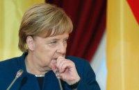 Ситуація на Донбасі далека від врегулювання, - Меркель