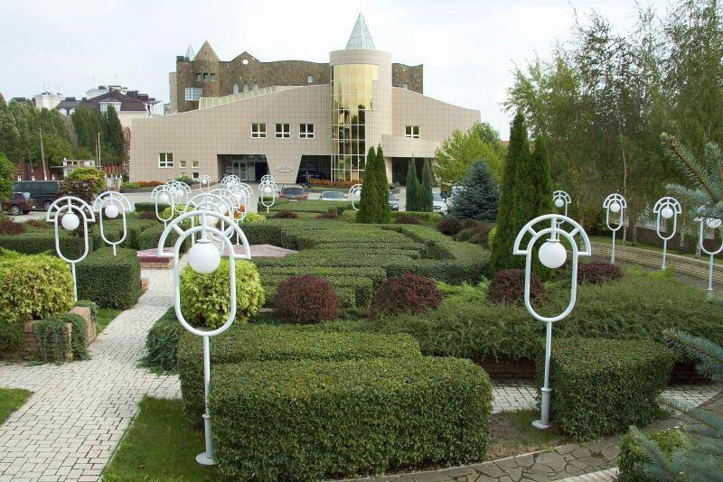 Готель «Прага» в Донецьку