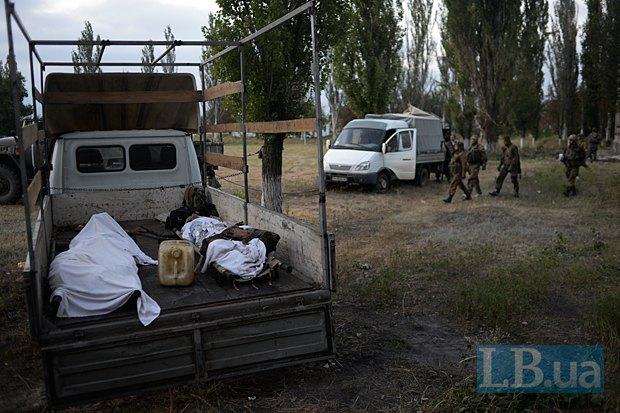 Двухсотые. Бойцы «Донбасса» собираются погибать Иловайск