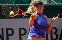 Свитолина позволила Халеп совершить невероятный камбэк в четвертьфинале Ролан Гаррос