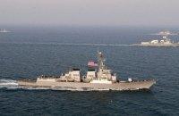 В Черном море находится около 50 боевых кораблей РФ, - Минобороны