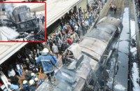 Під час аварії на вокзалі Каїра загинули 25 людей, постраждали більш ніж 40