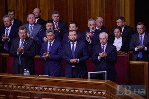 В Кабмине более половины руководителей приехали из Донбасса