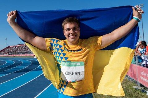 На юношеской Олимпиаде украинцы завоевали 23 медали