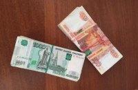 Украинец пытался пронести через границу миллион рублей под стельками