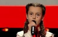 Украина заняла четвертое место на детском Евровидении
