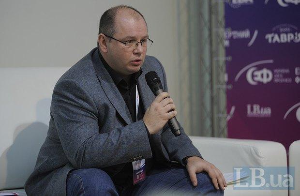 Валерий Калныш, главный редактор издания «Коммерсантъ-Украина»