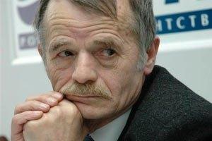 Джемилева не пустили в Крым, он возвращается в Киев