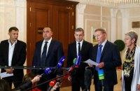 В Минске завершилось заседание рабочих групп по Донбассу