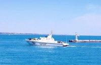 Стартовала активная фаза украинско-американских учений Sea Breeze