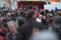 На Болотной площади в Москве полиция задержала более 30 митингующих