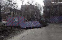 В Харькове во время ликвидации аварии на теплосети погиб рабочий