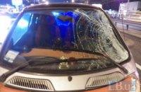 ДТП в Киеве: Smart сбил насмерть пешехода