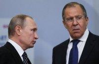 Осінні підсумки зовнішньої політики Росії