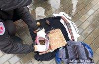 На Херсонщине полицейские обнаружили у мужчины оружие и гранаты