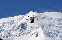 Знайдено альпіністів, зниклих під лавиною в Альпах