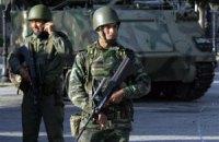 Туниские силовики убили 21 террориста